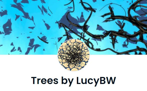 Trees by LucyBW Collection OpenSea