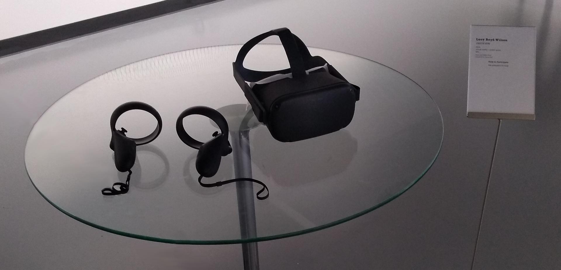 Virtual Reality Artwork